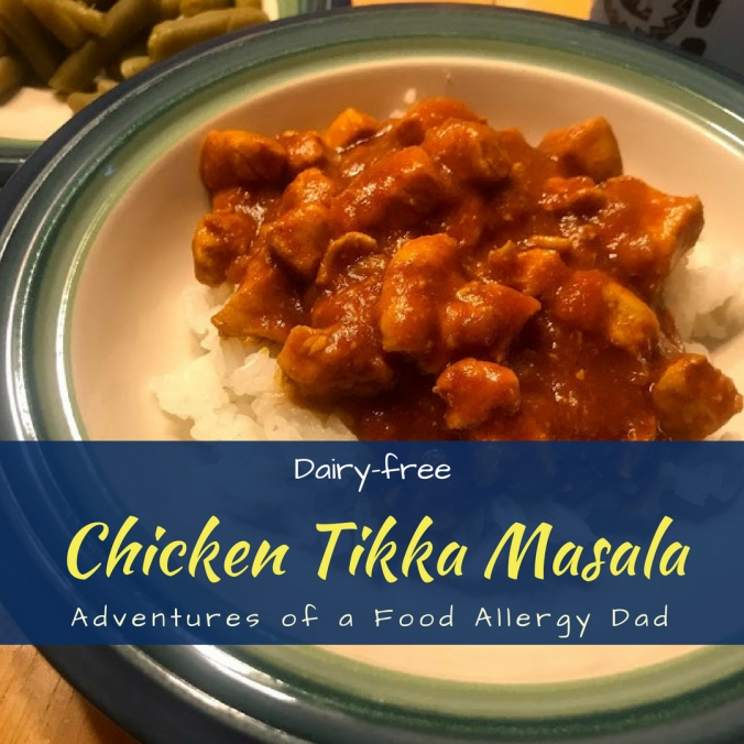 Chicken Tikka Masala (small)